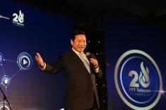 Lễ kỷ niệm 20 năm thành lập Fpt Telecom