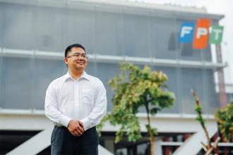 Ông Hoàng Nam Tiến là tân Chủ tịch HĐQT FPT Telecom