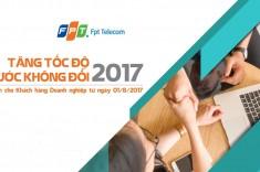 FPT Telecom nâng băng thông tăng tốc độ internet lên đến 150Mbps